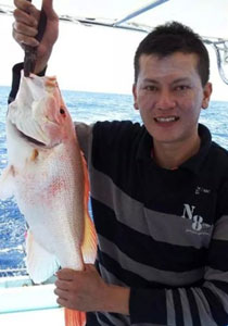 5 Hours Leisure Fishing Tour
