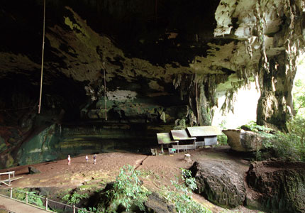 3D2N Miri City + Niah Caves + Tusan Beach