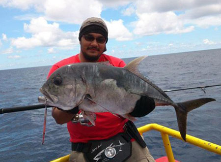 5D4N Miri Deep Sea Fishing Trip (Royal Charlotte)