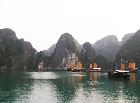 4D3N Hanoi - City Tour - Ha Long